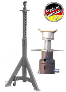 Caballete para vehículos pesados gb15b