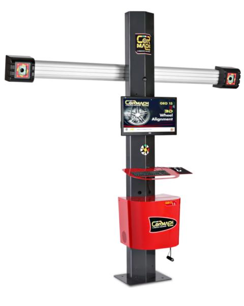 Alineador de direcciones 3D Geo 15