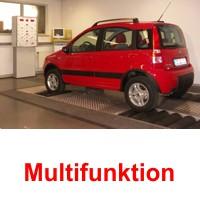 Frenometro multifunktion AHS