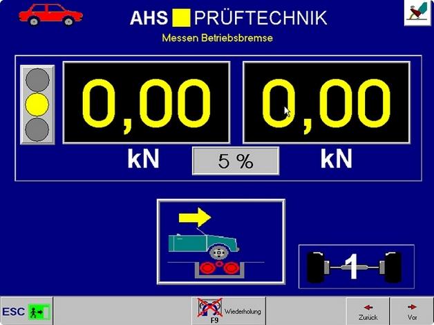 Frenometro programa picaro AHS-d