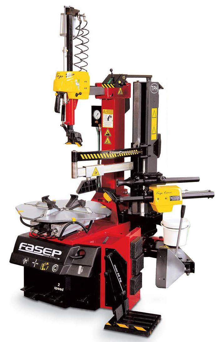 RASE.2132 Desmontadora superautomática con destalonador tradicional a pala