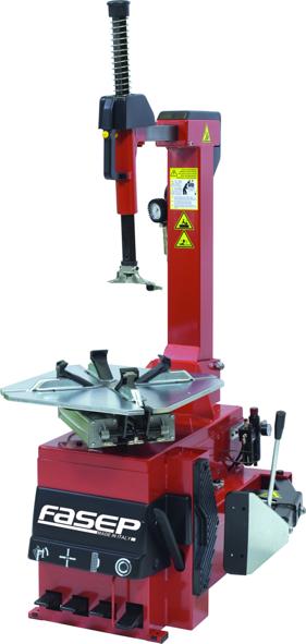 Desmontadora automática de ruedas RAE 2102
