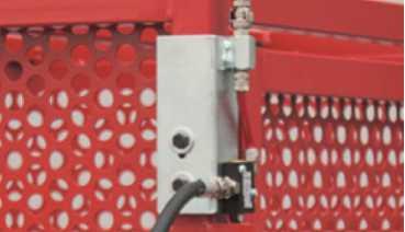 Válvula-seguridad para jaula de inflado