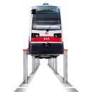 elevadores de piston para trenes